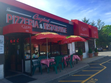 Cuigini's Pizzeria and Ristorante has been a Mineola landmark for over a decade.