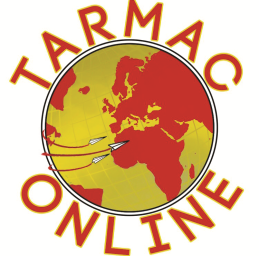 After a year of operation, Tarmac Online has accumulated over 100,000 hits.